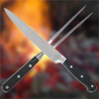 Noże kute